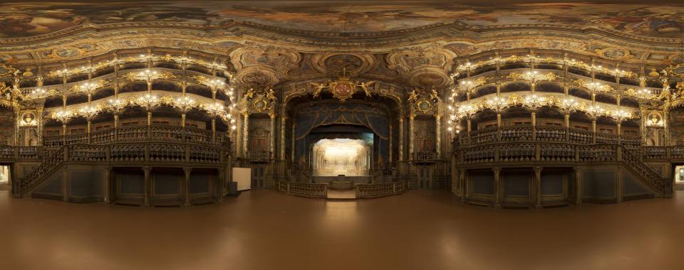 Opernhaus Bayreuth Parkett