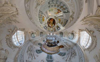 Neues Schloss Schleißheim – Neue Panoramen